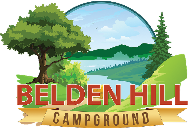 Belden Hill Campground Logo